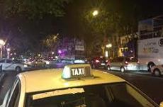 sueño de terror humorístico: La maldición de los taxis en Madrid: borrachos, camorristas, paranoicos, secuestradores y enfermos sexuales
