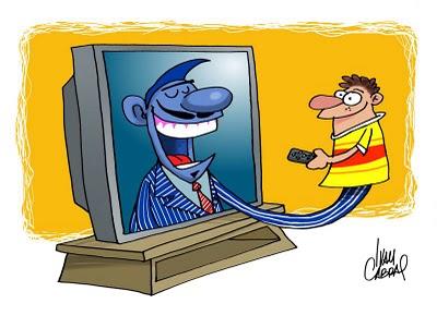 a influencia da tv na vida O enfraquecimento da personalidade e influência da mídia na vida dos jovens brasileiros a tv incute uma mensagem de que o famoso ou bem sucedido é.