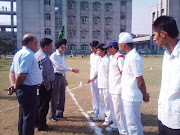 The RIMTInter School Cricket Tournament which commenced on 22nd October . (rimt )