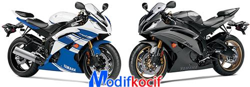 Harga Motor Yamaha R6