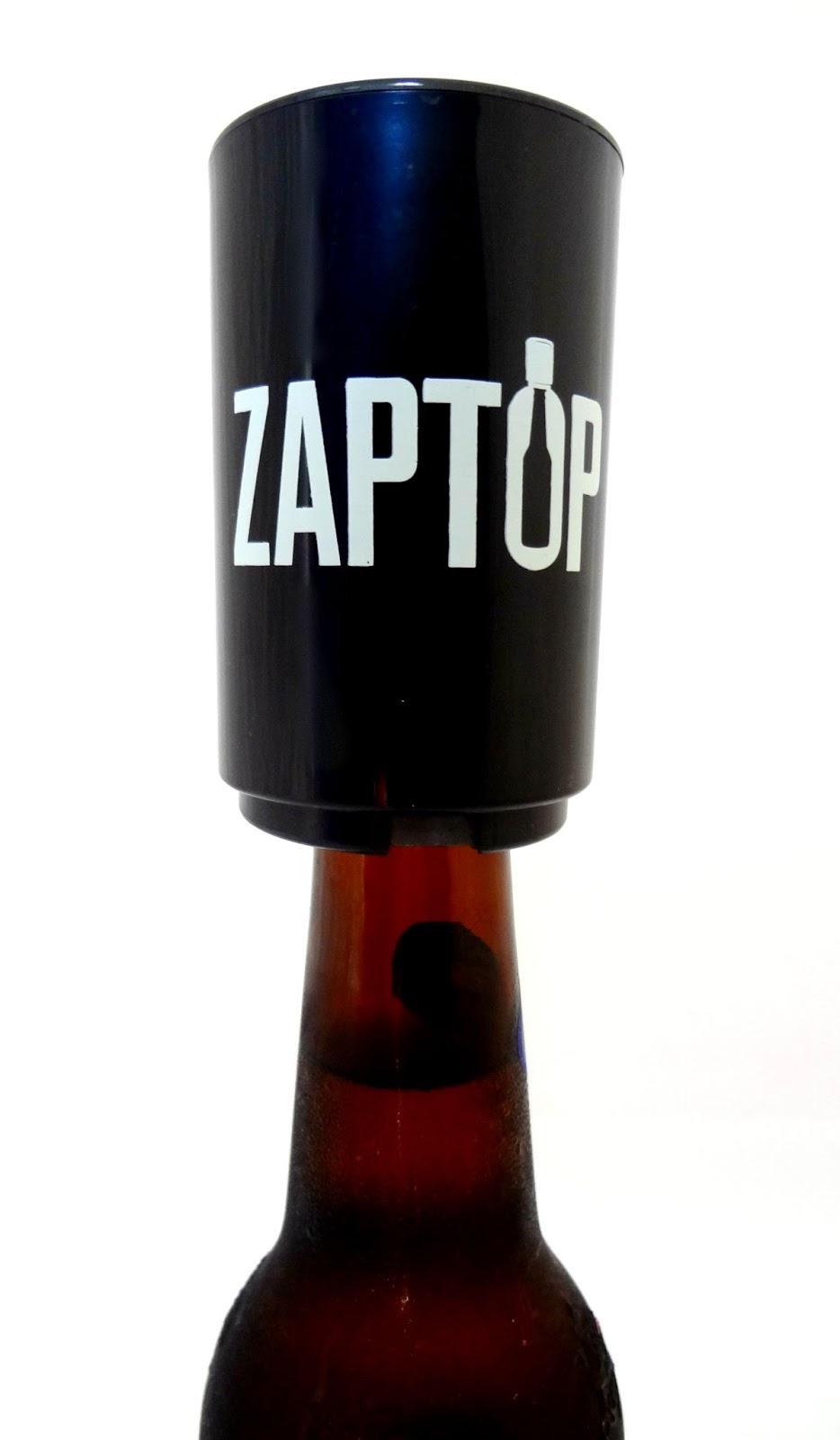Simple Savings Zaptop Beer Bottle Opener Review
