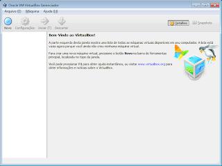 como configurar o virtualbox 2013
