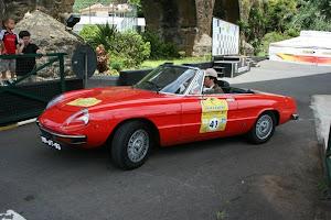 Membro - Squadra Alfa Romeo Madeira