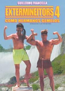 descargar Los Extermineitors 4: Como hermanos gemelos – DVDRIP LATINO