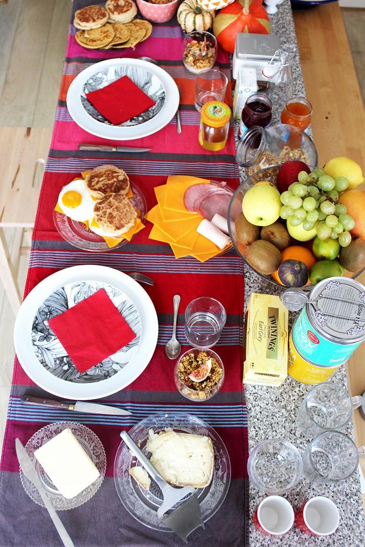 blog cuisine diy bordeaux bonjour darling anne laure brunch du dimanche 100 maison. Black Bedroom Furniture Sets. Home Design Ideas