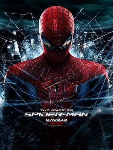 the amazing spider man 2012.  the amazing spider man