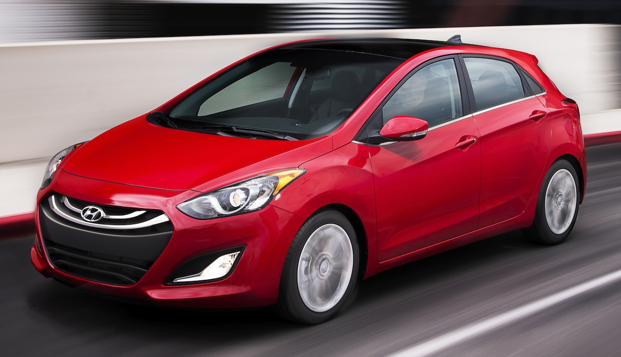 Car Barn Sport | Hyundai Elantra GT (2013) | Like All Other Models In The  Lineup Of Hyundai, The New Hyundai Elantra GT By The Signature Six Sided  Grille ...