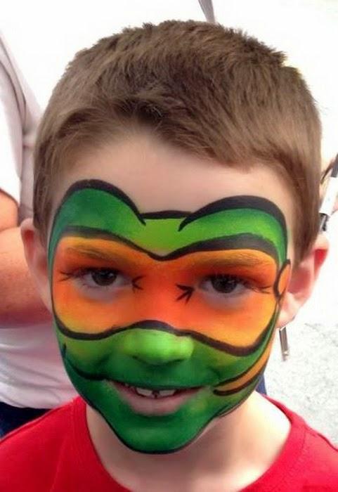 imagenes-de-maquillaje-artistico-infantil