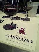 Castello di Gabbiano tasting