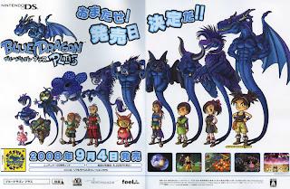 Imagenes de Blue Dragon
