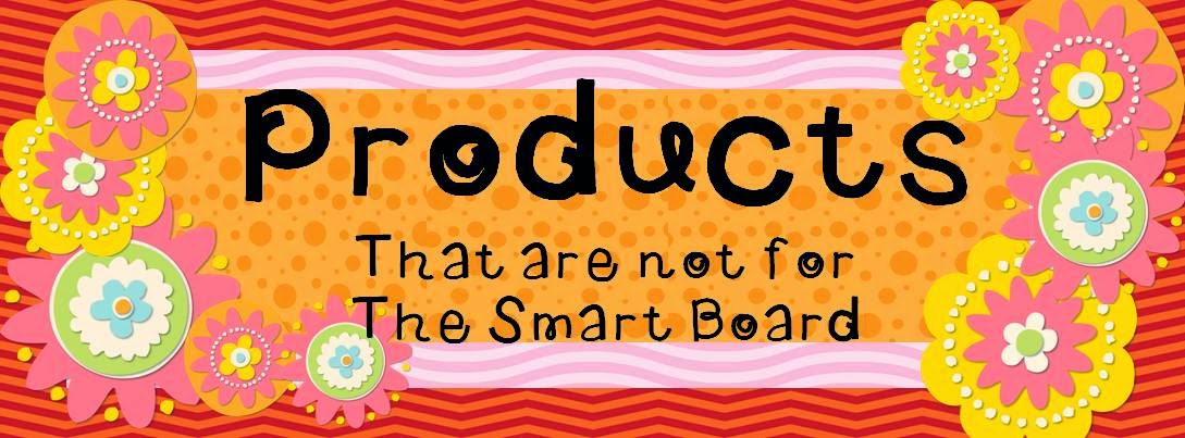 Products Not using Smart Board