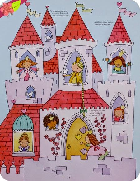 J'apprends à dessiner les princesses et les ballerines aux éditions Usborne