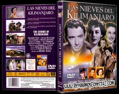 Las Nieves del Kilimanjaro [1952] - Descarga cine clasico, Descargar Peliculas Clasicas, Cine Clasico Online