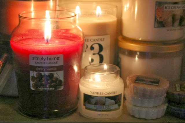A Guide to Yankee Candles