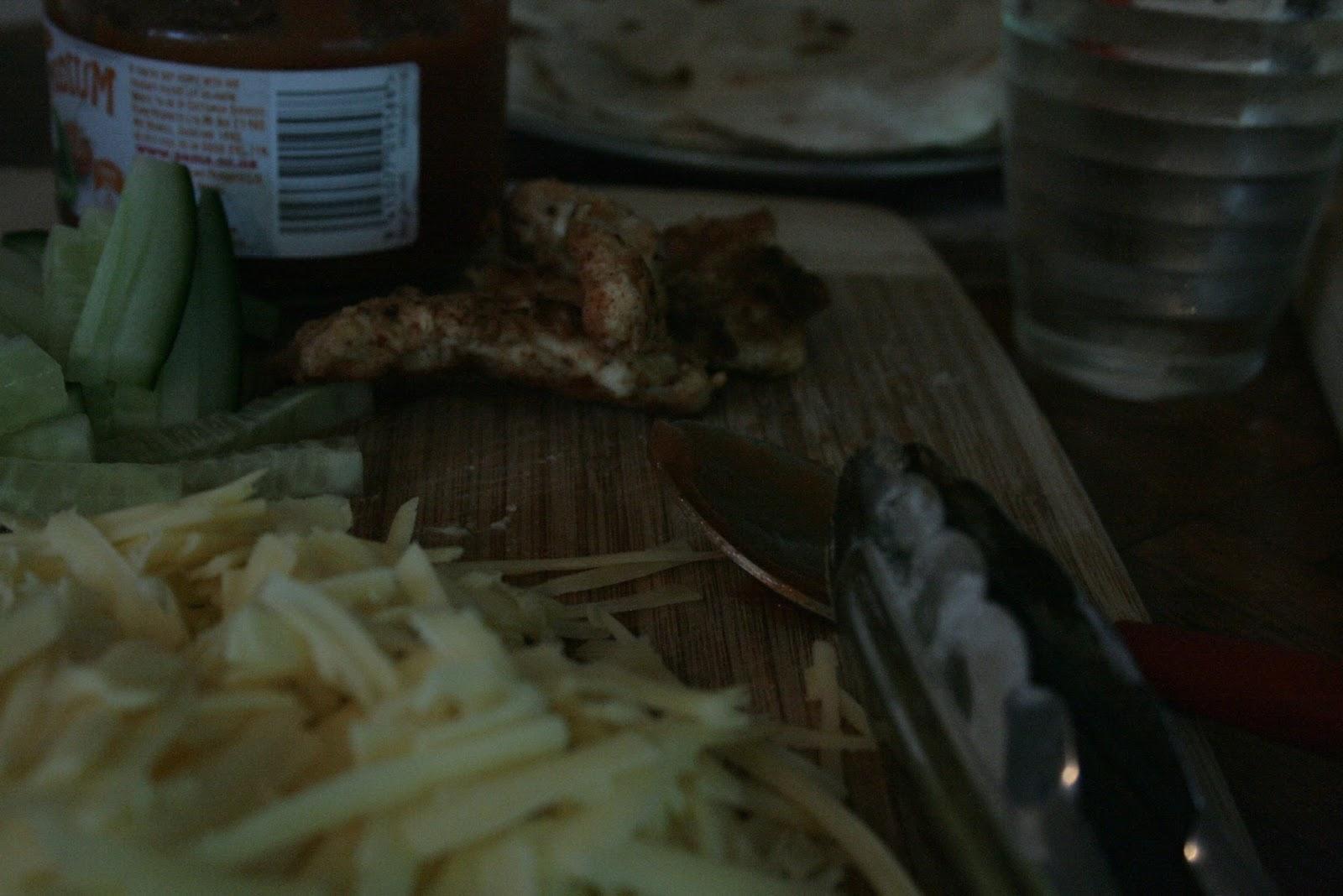 Crispy Cajun Chicken Tacos PlanetBakeLife