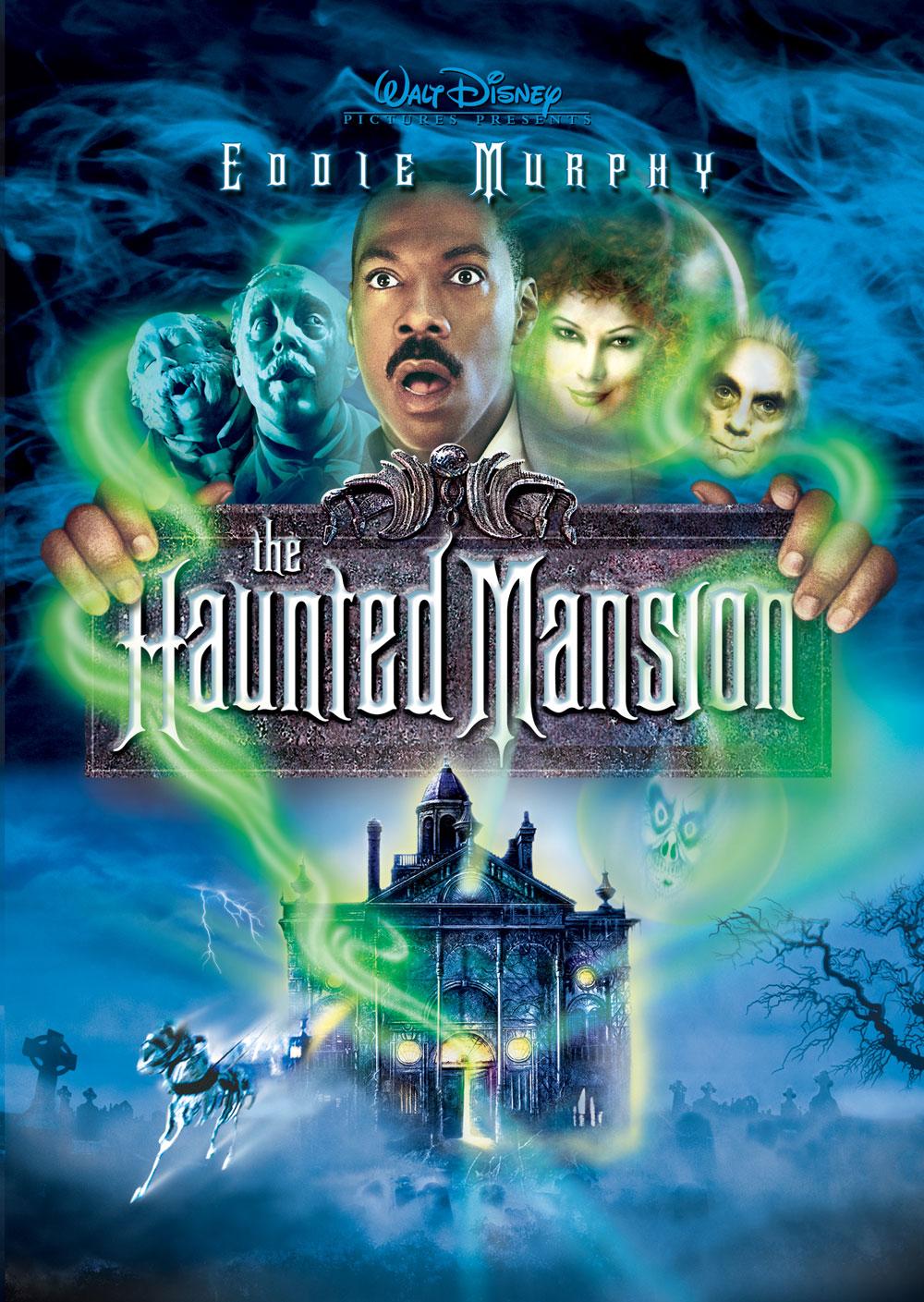The Haunted Mansion (2003) บ้านเฮี้ยน ผีชวนฮา