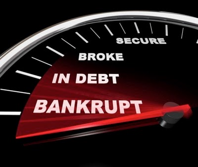 The Advantages of Filing for Bankruptcy