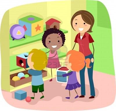 Licenciatura en educaci n preescolar ventajas de usar for Cuarto ordenado animado