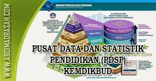 Pusat Data dan statistik Pendidikan (PDSP)