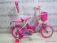 Sepeda Anak Erminio Sandaran 12 Inci