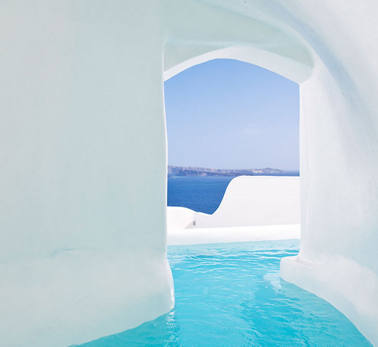 Most beautiful pools in Greece