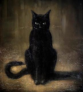 Dulce locura el gato negro - El gato negro decoracion ...