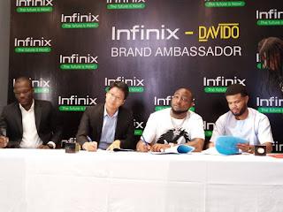 Davido - Infinix