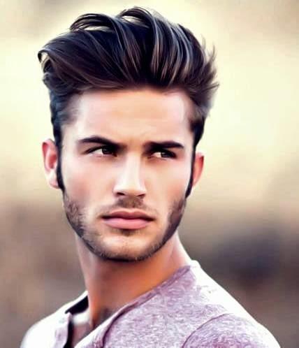 Gambar Gaya Model Rambut Pria Keren