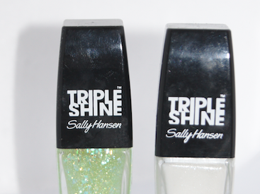 Sally Hansen Triple Shine Nail Colour REVIEW
