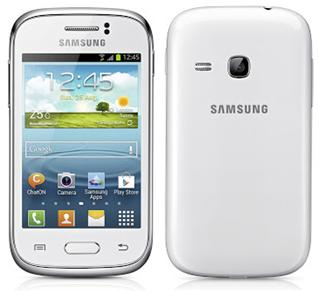 Samsung Galaxy Young price in India pic