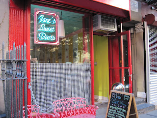 Jane&#8217;s Sweet Buns New York City Bakery Vintage Destination