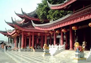 Cheng Ho Temple in Semarang