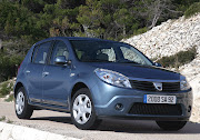 Dacia sandero. Dacia Sandero Stepway is pioneering aspect is a sure sign .