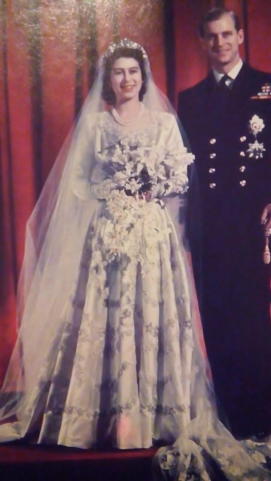 Königliche Juwelen: Elisabeth und Philip Mountbatten