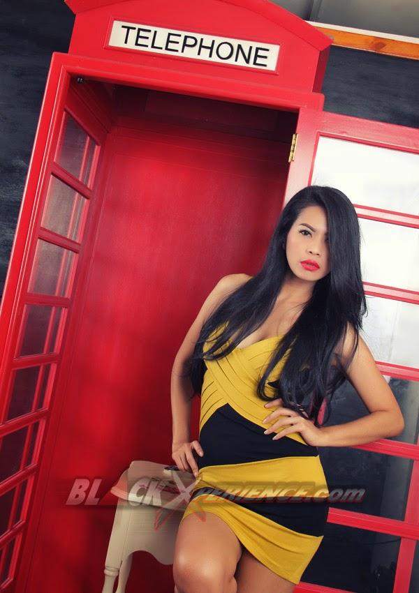 Vidia Karraya di BlackXperience Part 1 | wowseleb.blogspot.com