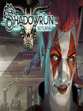 Free Download Games - Shadowrun Returns