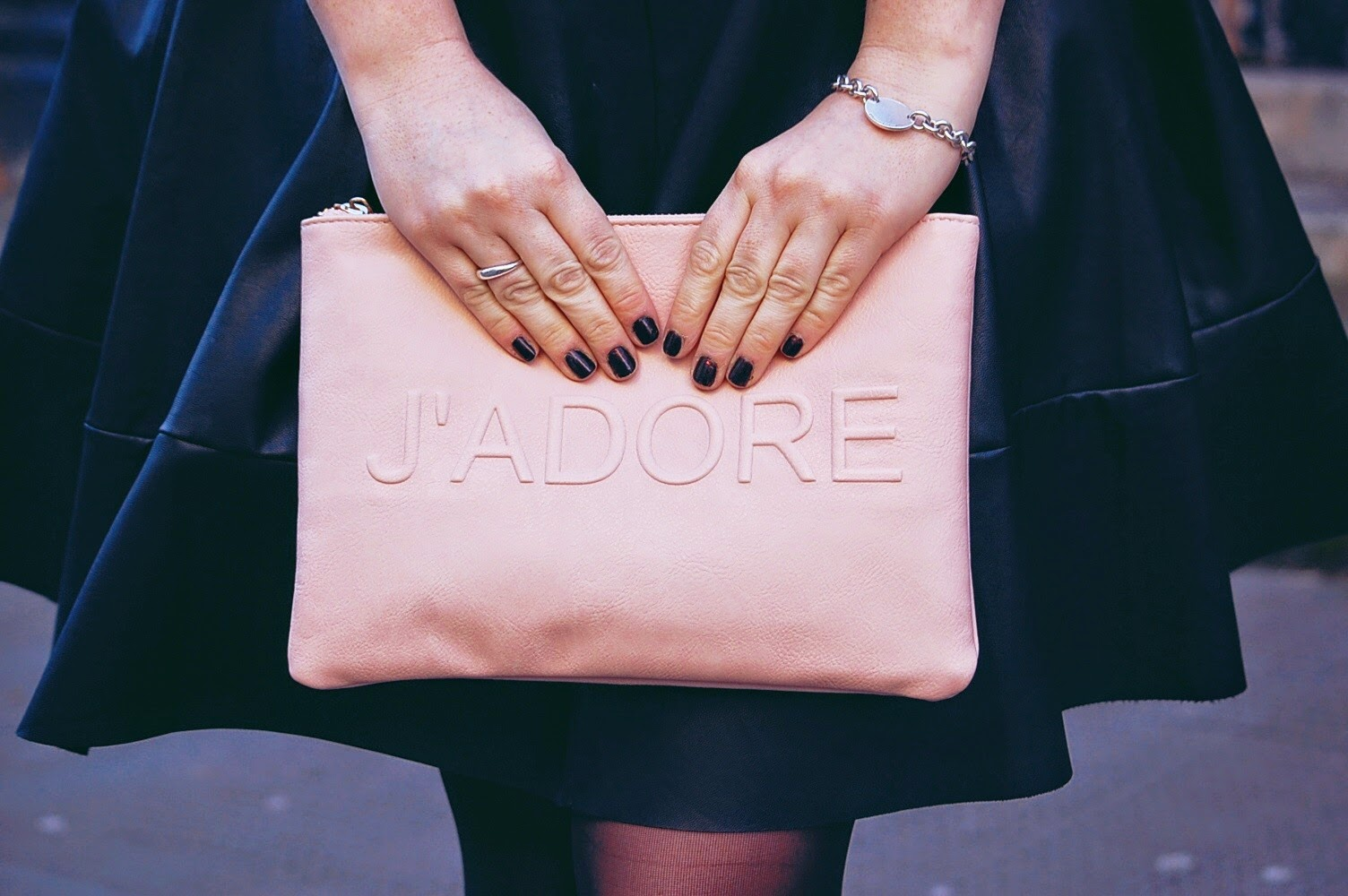 miss selfridge jadore clutch