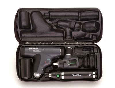 Welch Allyn PanOptic Smart Set Review and Specs