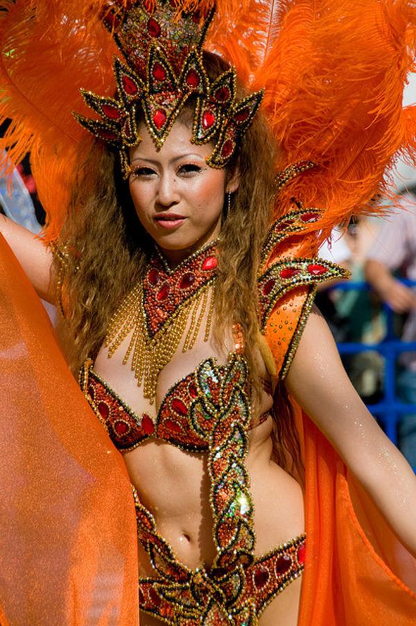 Asakusa Samba Carnival 2008