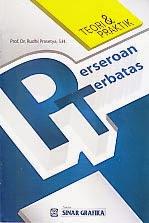 toko buku rahma: buku TEORI & PRAKTIK PERSEROAN TERBATAS , pengarang rudhi prasetya, penerbit sinar grafika