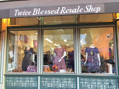 Twice Blessed storefront