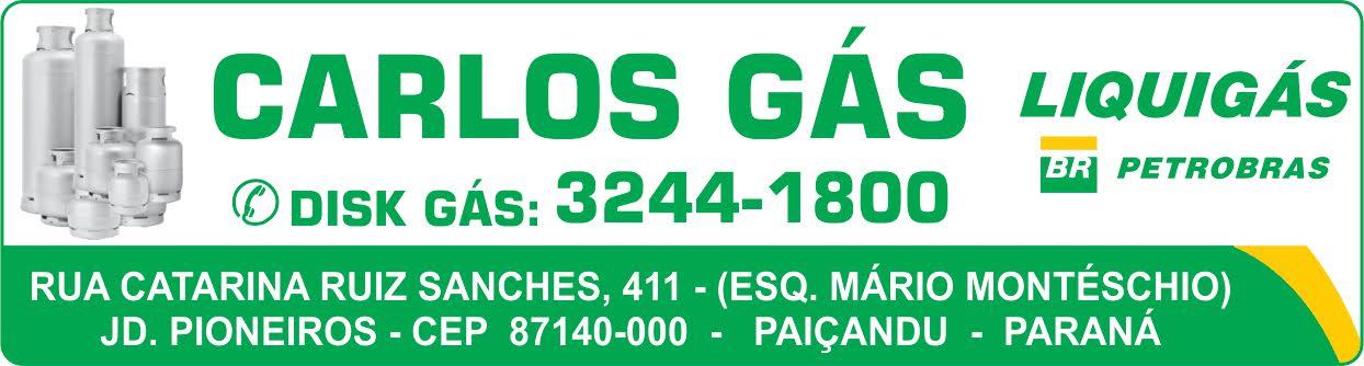 Carlos gás