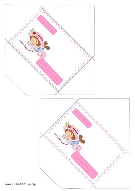Lembrancinha Dia do Estudante Mini Envelopes Personalizados