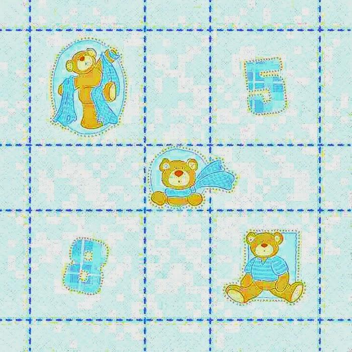 Papel de Parede para quarto do Bebê