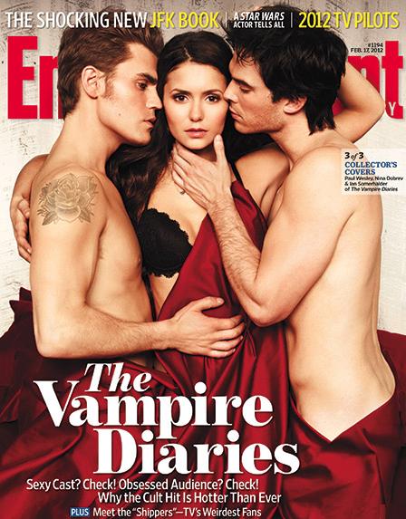 THE VAMPIRE DIARIES (TV Series 2009)