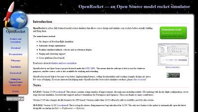 OpenRocket, Physic