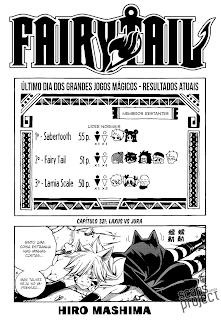 Fairy Tail 321 Mangá em Português Leitura Online