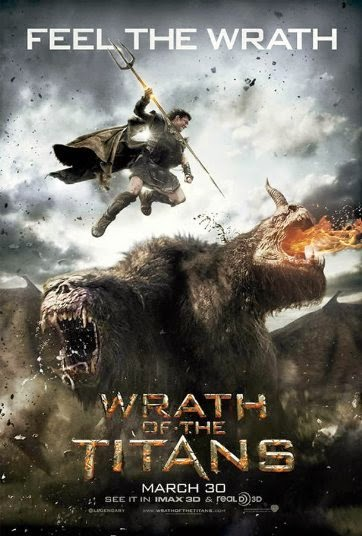 Wrath Of The Titans (2012) BluRay 720p BRRip