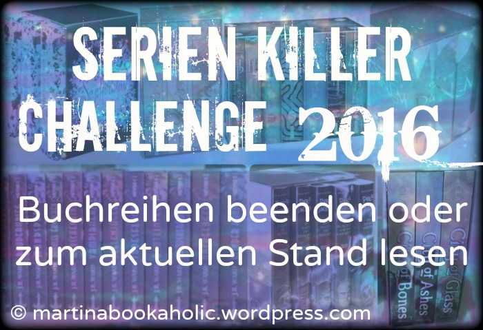Serienkiller Challenge 2016