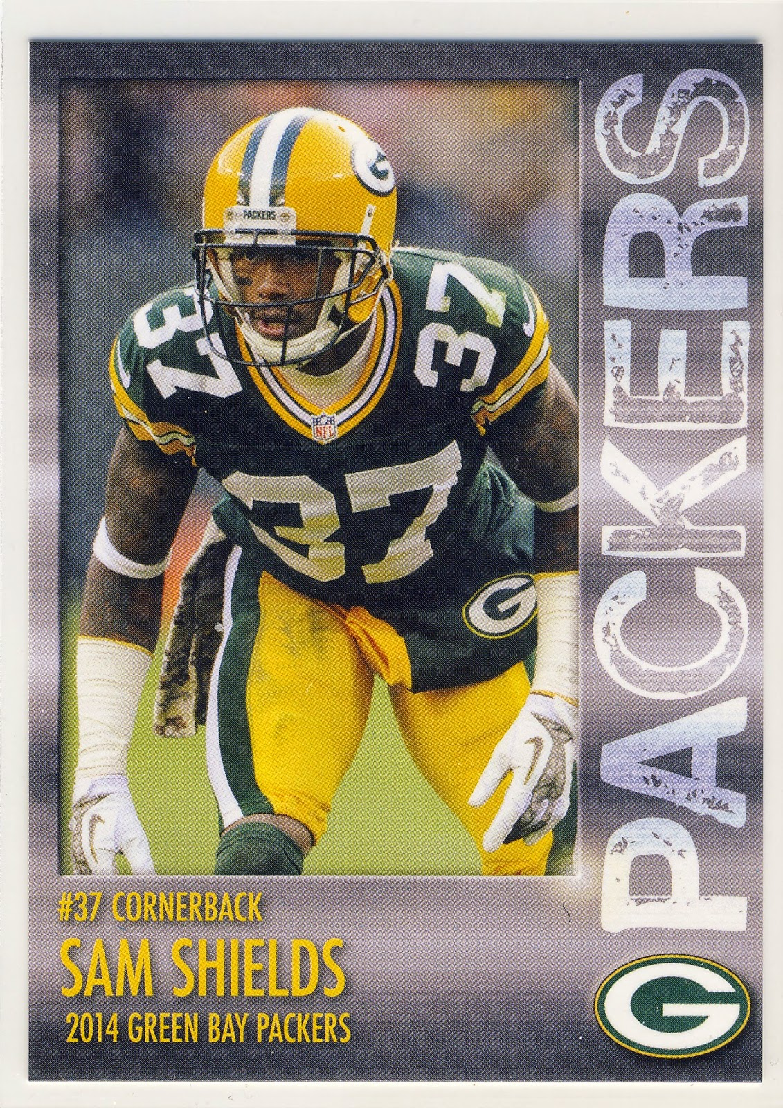 NFL Jerseys Cheap - Heartbreaking Cards of Staggering Genius: 2014 Green Bay Packer ...